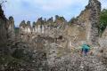 Projekt s nezamestnanými posunul záchranu hradu Šášov do inej dimenzie