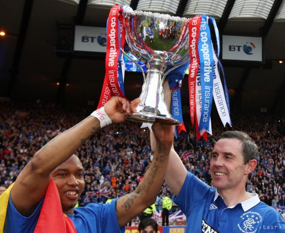 c95fd1dab Futbalistom Glasgowu Rangers znížia platy o 25 až 75 %