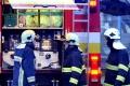 Prešovskí hasiči zlikvidovali požiar v byte na sídlisku Sekčov