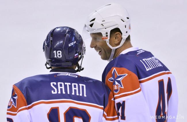 OTESTUJE SA: Poznáte naše hokejové legendy?