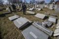 Vandali zneuctili v USA ďalší židovský cintorín