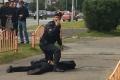 Besnenie na Sibíri: Muž zranil nožom sedem ľudí