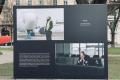 Na Rázusovom nábreží otvorili výstavu fotografií zo života v pandémii