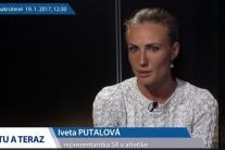 Atlétka IVETA PUTALOVÁ: Pri legendárnom Christiem porušila svoje zvyky