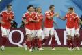MS2018: Rusko zdolalo Egypt 3:1 a má na dosah osemfinále