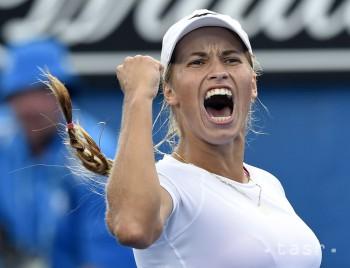 Kuličkovová postúpila v Taiwane do štvrťfinále