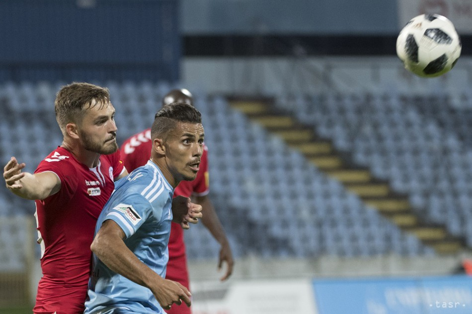 c5bdc60a35 Slovan zaváhal proti Senici