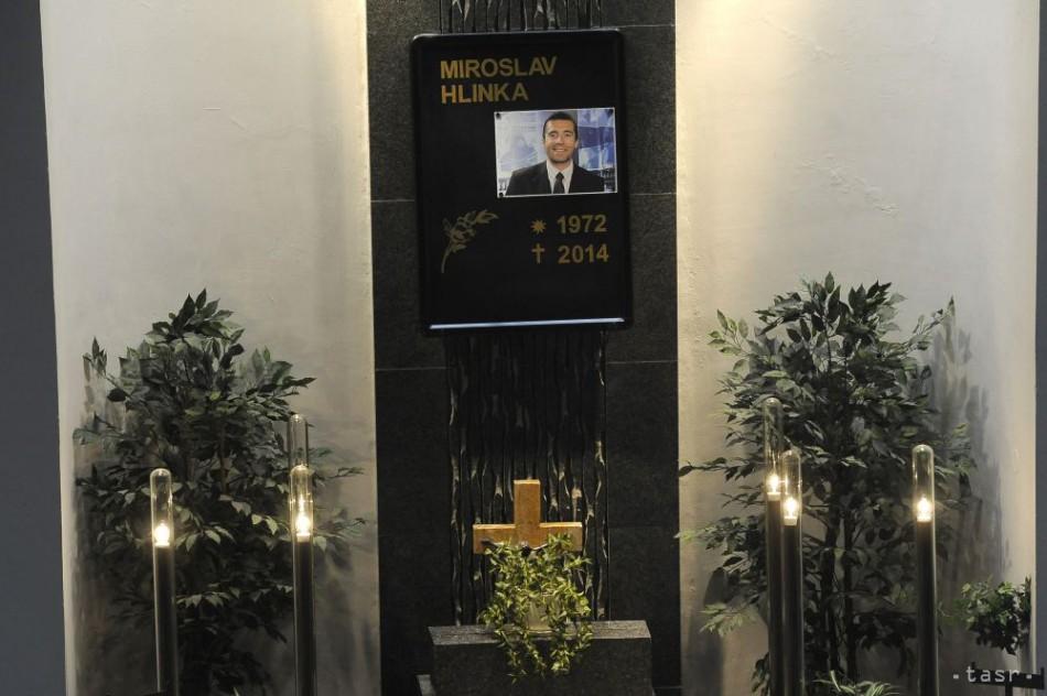 V Trenčíne sa rozlúčili s tragicky zosnulým Miroslavom Hlinkom