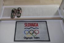 Tu naši športovci sklonia hlavu počas olympiády