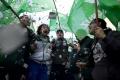 VIDEO: Tisíce Argentínčanov demonštrovali proti prepúšťaniu a inflácii
