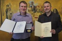 Ceny Literárneho fondu získali aj R. Kvasňovský a M. Svítok z TASR