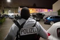 Streľba v baroch v Nemecku