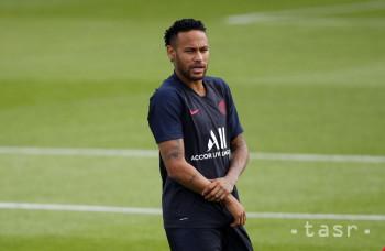Ponuka Barcelony nespĺňa požiadavky PSG, Neymar zatiaľ zostáva