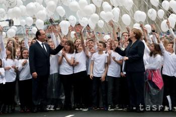 Hollande: Verdun by sa mal stať hlavným mestom mieru