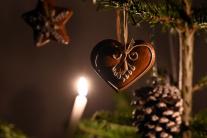 Šťastné a perníkovo sladké Vianoce prajeme!
