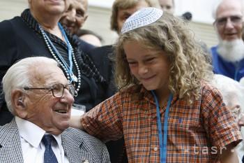 Záchranca československých detí N. Winton sa narodil pred 110 rokmi
