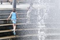 Letné horúčavy v Nitre