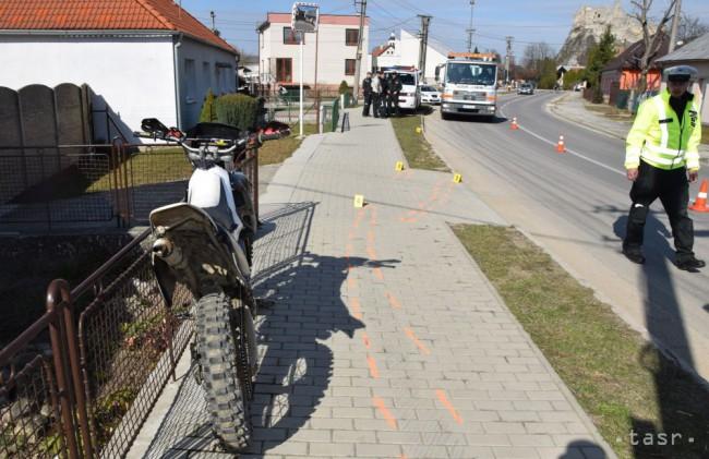 Polícia hľadá svedkov nehody motocyklistu v Trnave