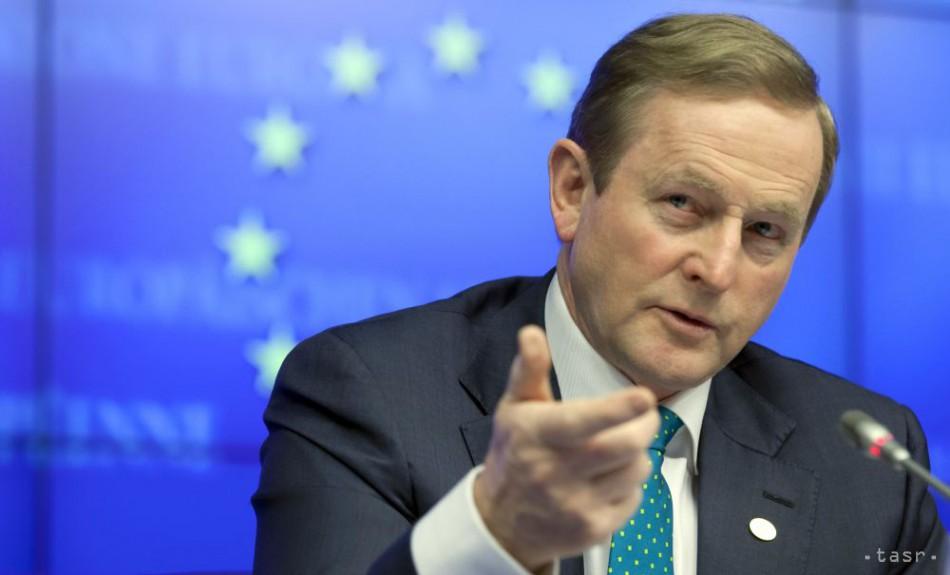 bc1484df59b Írsky premiér Enda Kenny sa vzdal funkcie predsedu svojej strany