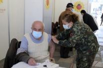 Očkovanie v Albánsku