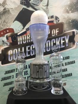 Víťaz univerzitného Svetového pohára dostane unikátnu trofej