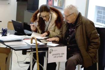 Slovenské knižnice digitalizujú spomienky na vojnu