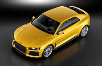 Nový koncept Audi prinesie dynamiku charakterizovanú 700 koňmi