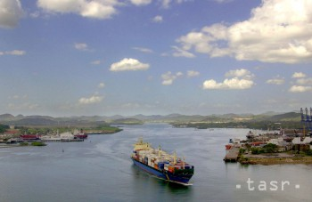 Panamský prieplav oslavuje 100. výročie svojho otvorenia