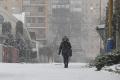 Rakúsko a Švajčiarsko prekvapil sneh
