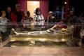 Egypt presťahoval Tutanchamonovo pohrebné lôžko a voz do nového múzea