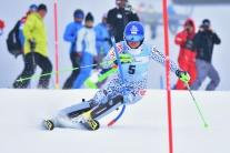 Velez-Zuzulová suverénne obhájila v slalome vlaňajší titul z Jasnej