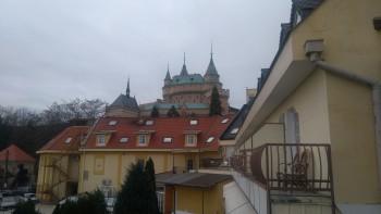 Študenti OA Prievidza boli na exkurzii v hoteli pod Bojnickým zámkom