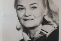 Elena Čepčeková, Dolná Ždaňa