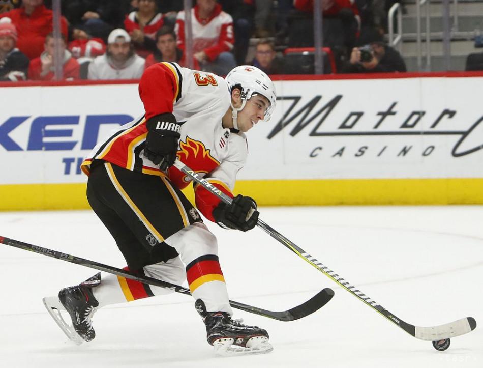 NHL Hrmi Tda Sa Stali Gaudreau Burns A Lehner