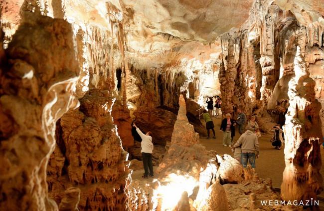 VIDEO: Jaskyňa Domica obnovila prehliadkové plavby