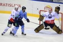 Slovan Bratislava - Medveščak Záhreb