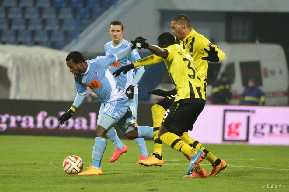 af1a161001 Slovan doma prehral s Bernom 1 3