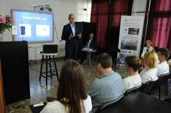 LEVICE: Europoslanec I. Štefanec diskutoval so študentmi