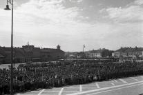 Mohutné dňa oslavy víťazstva v Košiciach