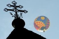 Balónová fiesta v Košiciach