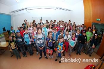 Nadané deti úspešne absolvovali logickú olympiádu v Prešove