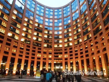 Talentované deti boli na návšteve Štrasburgu