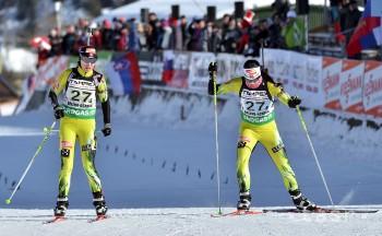 V Canmore triumf francúzskej dvojice, Slováci 21.