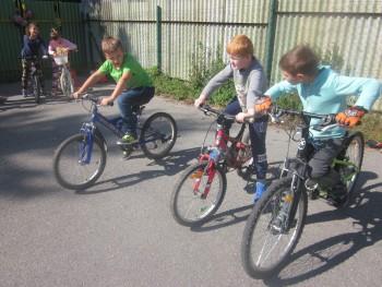 Dolné Záhorie: Uskutoční sa séria cyklistických pretekov žiakov