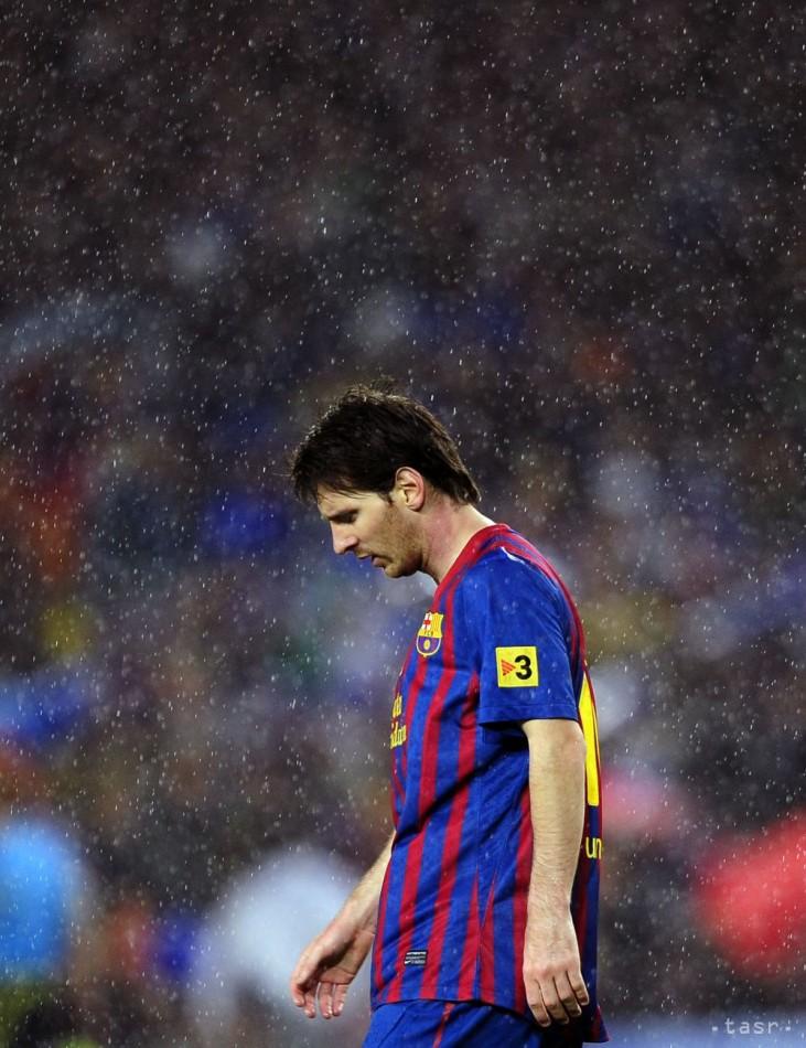 2444d6e017247 Futbalista Messi bude mať nasledovníka, jeho priateľka čaká chlapca