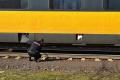 Pri Stankovanoch vlak spoločnosti RegioJet zrazil človeka