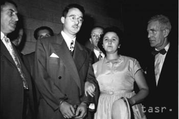Sovietsky špión Rosenberg sa narodil pred 95 rokmi, dožil sa 35 rokov