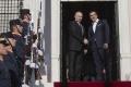 Putin pricestoval na dvojdňovú návštevu Grécka