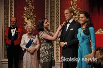 Princ William s manželkou Kate dostali nový vzhľad