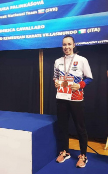 Laura Pálinkášová začala skvele aj novú sezónu v chorvátskom Samobore